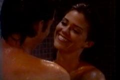 Le couple Derek et Meg