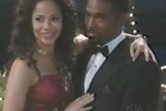 Le couple Vanessa et Michael