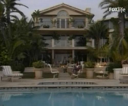 La première maison des Richards