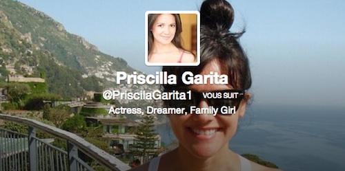 Twitter de Priscilla Garita