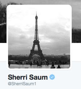 Photo de profil Twitter de Sherri Saum