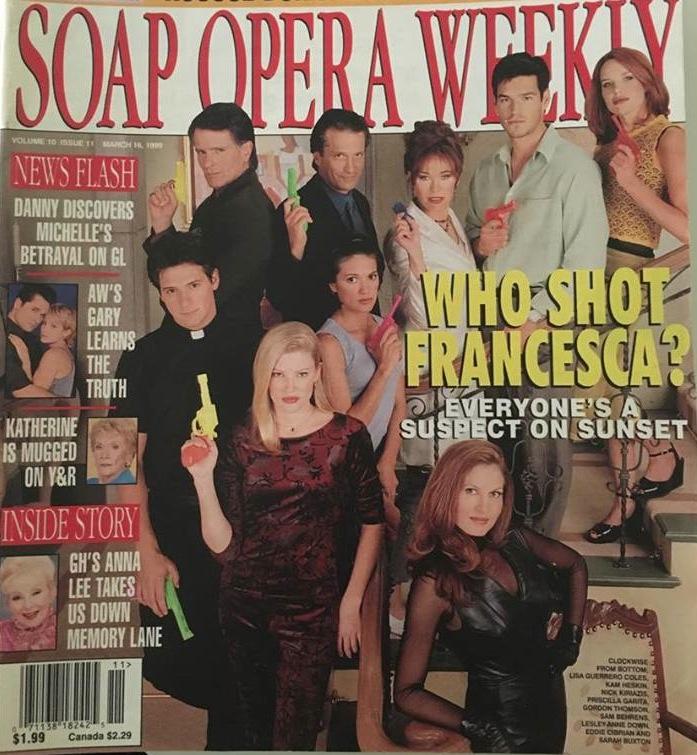 Qui a tué Francesca Vargas
